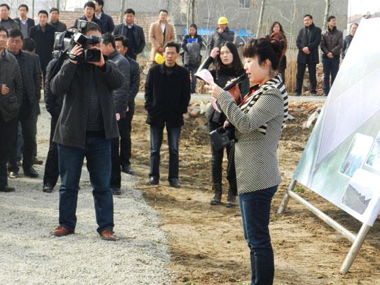 江苏吉阳电力二期30MWp光伏电站项目开工仪式在江苏射阳举行