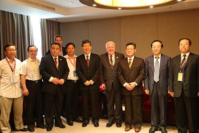 Zha Zhengfa's Speech at the Global Green Economy Fortune Forum