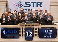 江苏猫先生电竞下载控股集团成功控股美国STR Holdings ,Inc.(NYSE:STRI)