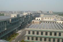 Linping, Zhejiang solar roof project
