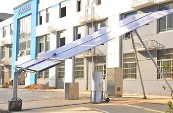 一种太阳能分布式发电热水联供系统