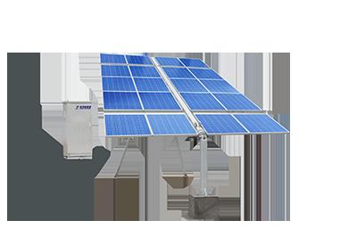 一种新型的离网/并网一体化太阳能 发电系统与控制方法